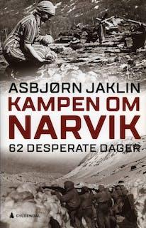 Jaklin, Asbjørn - Kampen om Narvik_1