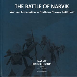 The battle of Narvik Innbundet
